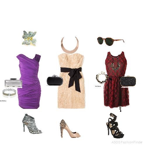 Let the invitation, the season, and the hour be your guides. knee-length dress in a material like cotton; in warmer weather or regions, strapless styles and open-toed shoes usually get a thumbs up - says Amy Lindquist