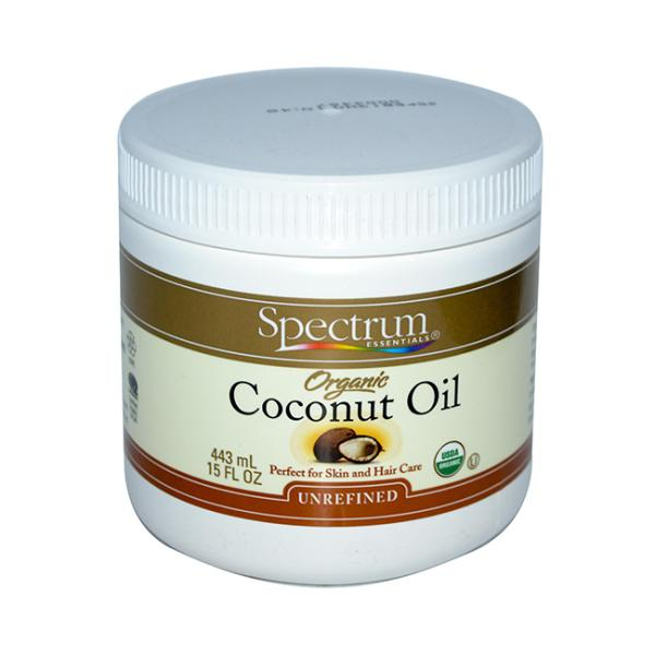 Good old coconut oil is an amazing thing to have around your house, whether you're cooking delicious vegan treats or giving your hair a deep conditioning mask. The stuff is heaven on your skin, easy to apply this time of year when it's mostly in its solidified state– just scoop a bit out, warm it up