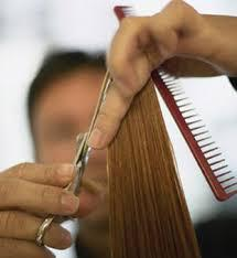 Cut your hair every 3 months, only the hair ends