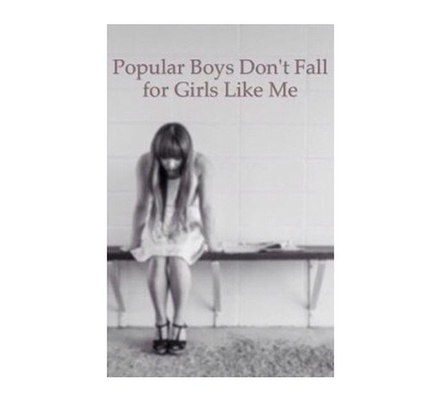 That's true and they would only like the type of girls that r pretty
