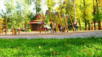 Have a local park and a lunch box? Well get the kids and a lunch packed and go down there! On a sunny day the kids can run around and you can go sit under the shade and read a book. The kids will be so happy to get out and make new friends.