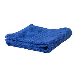 Lay your towel out