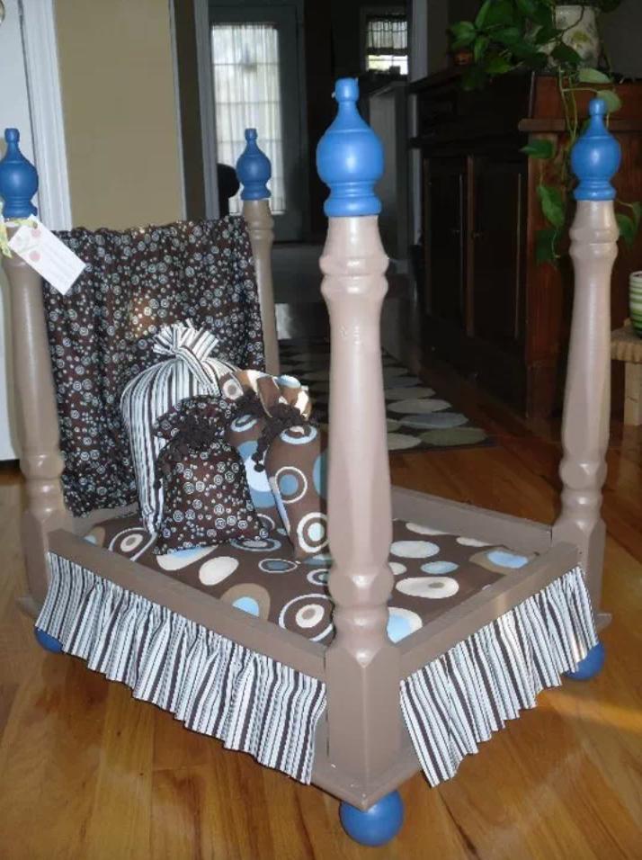 Amazing Diy Doggie Bed By Mau Lyn Musely