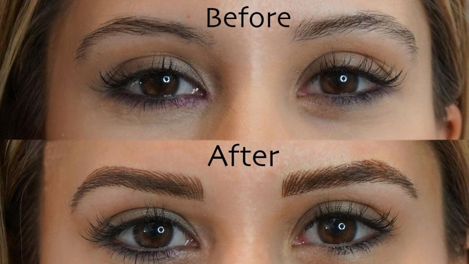 Musely for How is microblading different to tattooing