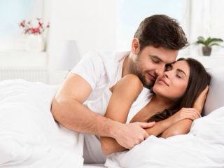 Lazy sex: On a very lazy Sunday morning, why don't both of you indulge in some sensual lazy lovemaking? Go slow and soft, and let him snuggle up to you. This kind of lovemaking only increases intimacy.