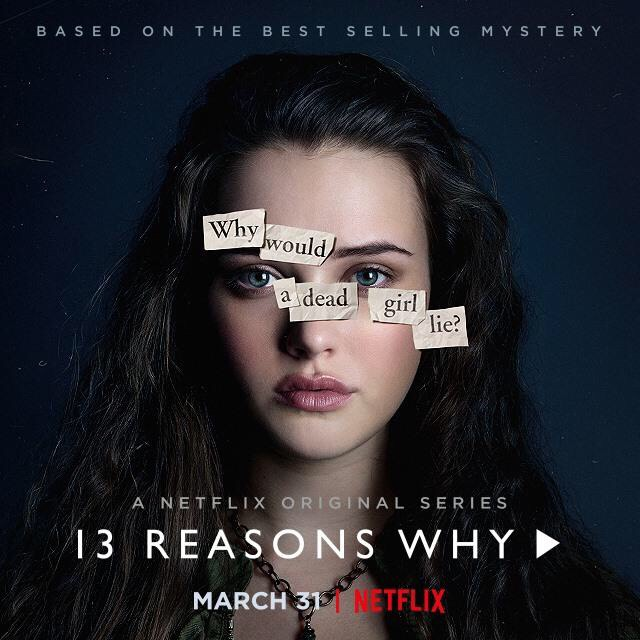 13 reasons why is the story of a 17 year old girl called Hannah Baker who commits suicide. Before her death, she creates 13 tapes, each dedicated to a person who helped cause her to commit suicide, some without even knowing it.