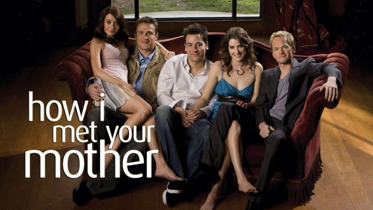 How I met your mother ☺️
