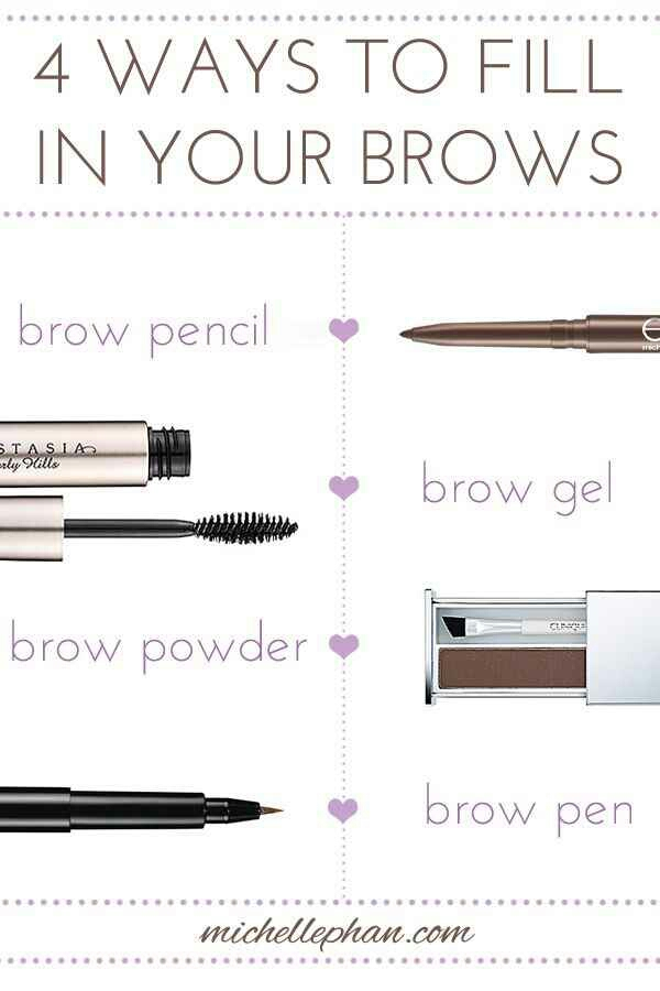 8. And your fill-in tools. If you want to get all of your tools at once, try a comprehensive kit like Alima Pure Brows That Wow kit.