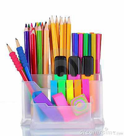 Pens and pencils for when you have to keep score. (This only applies if you play club volleyball)