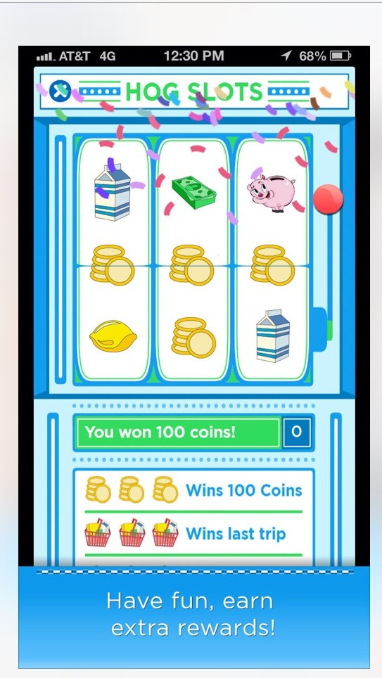 Earn extra bonuses, like spins to earn more prizes and coins!
