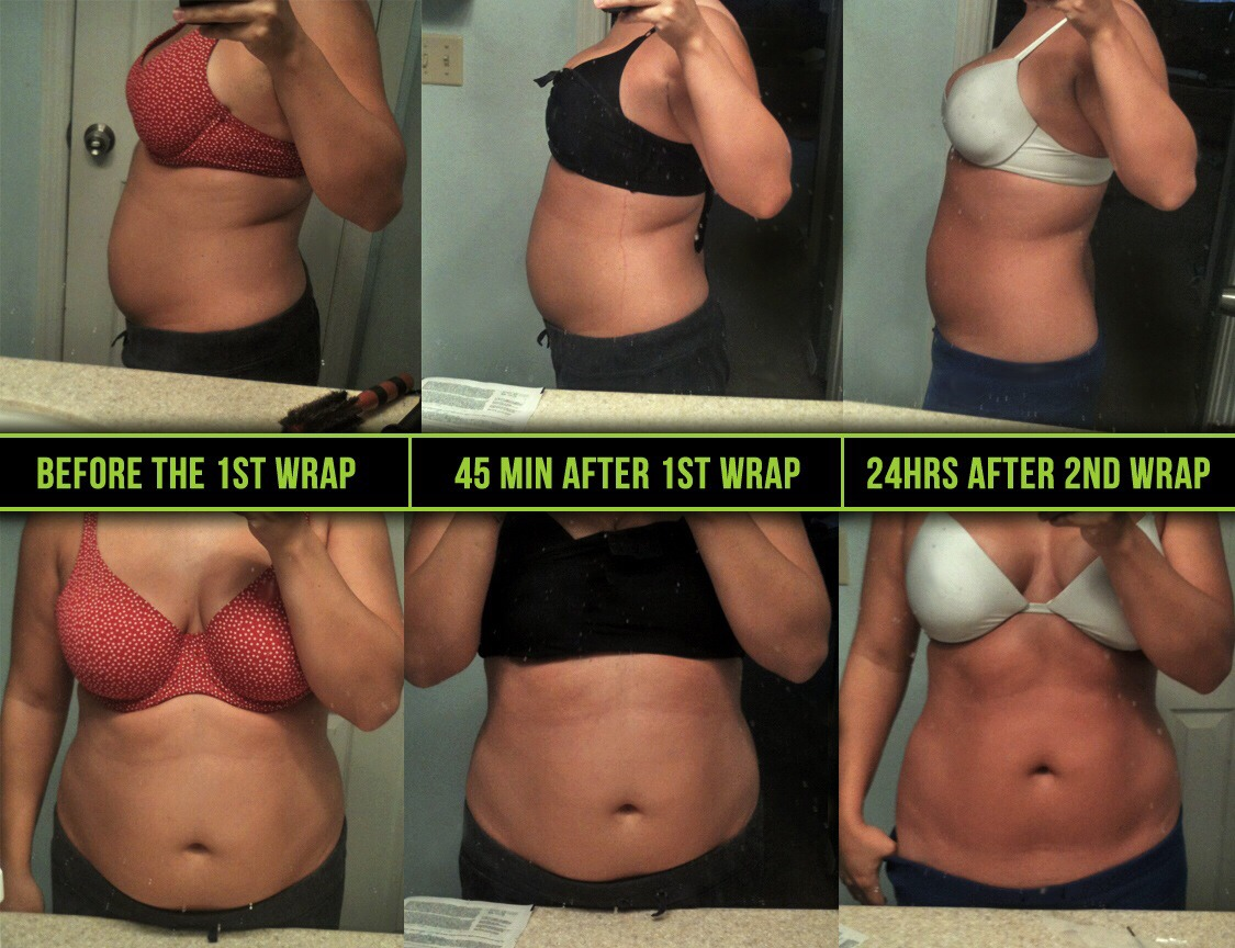 Use Wraps to get your desired body.