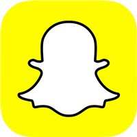 Snapchat. Snapchat is a fun app! Take funny pictures and send them to all your friends.