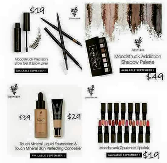 New products as of September 2015!
