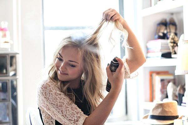 .) Hate hat hair?: Use dry shampoo after taking off your hair and fluff your hair, it'll be good as new.