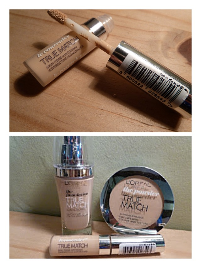 Honestly I love true match concealer and foundation they work very well. To hide under eye circle also the foundation is really good it doesn't go in your pores and gives that perfect skin