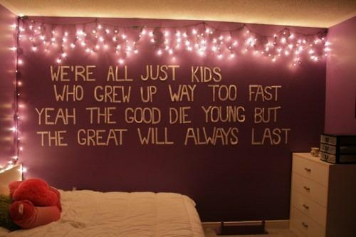 Enjoy Your New Tumblr Room
