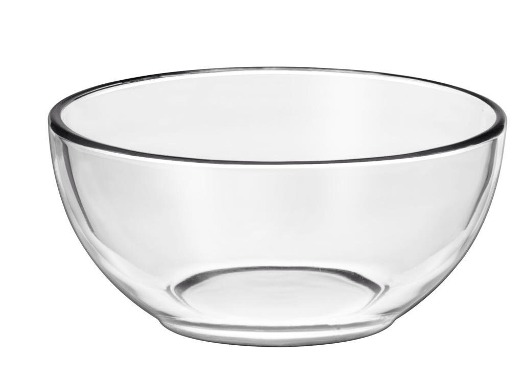 And a bowl.