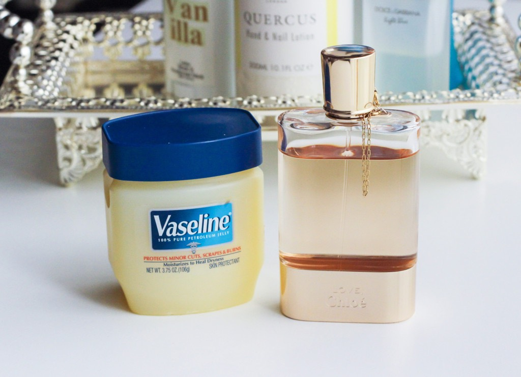 Want to know how you can keep your perfume smelling fresh all day?