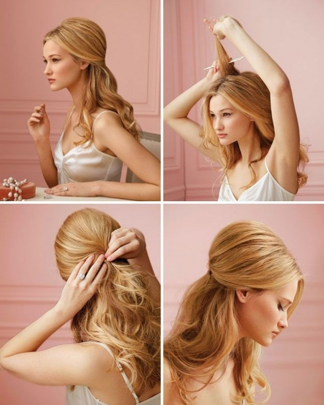 Easy Hairstyles For Work Short Hair : Musely