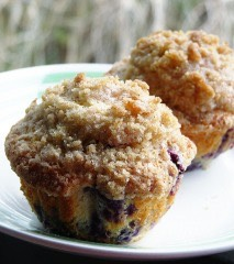 Blueberry Muffins   http://www.food.com/recipe/awesome-blueberry-muffins-51997