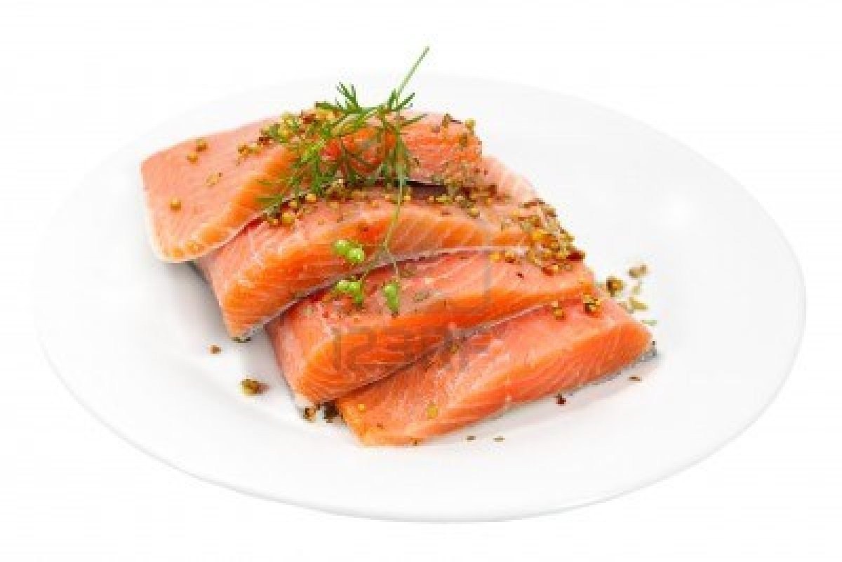 🐟• eating salmon helps grow your hair faster -
