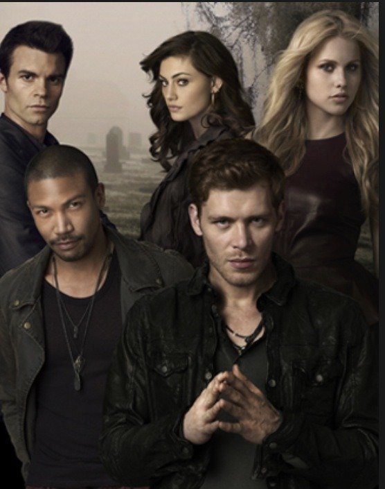 The originals This is a spin of show from the vampire diaries. It's really good. I recommend catching up on the vampire diaries before watching this so it makes sense. Supernatural drama, horror, fantasy.