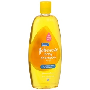 Baby shampoo!! I found some for $2.00 it dose not hurt your eyes because it is for babies and very gentle for skin.