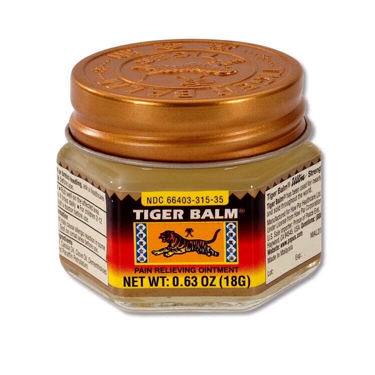 Rub some Tiger balm,( You can buy it at CVS, Walmart, any store really)  on your temples and at the base of your skull on your neck. It helps take the pain away from your eyes and distracts you from most of the intense pain ,