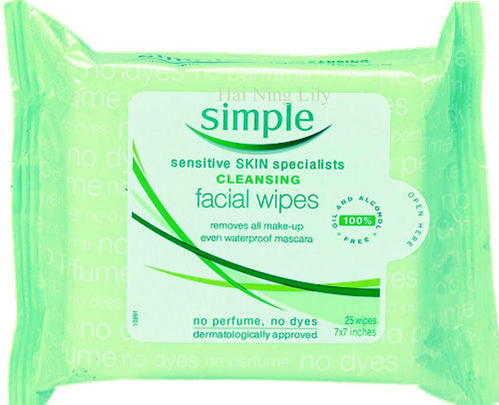 And then before bed, instead of washing my face again, I take off any makeup or oil residue with a sheet of these! It's not good to wash your face too often. Messing with your skin too much can mess up the balance of natural oils it needs to repair itself.