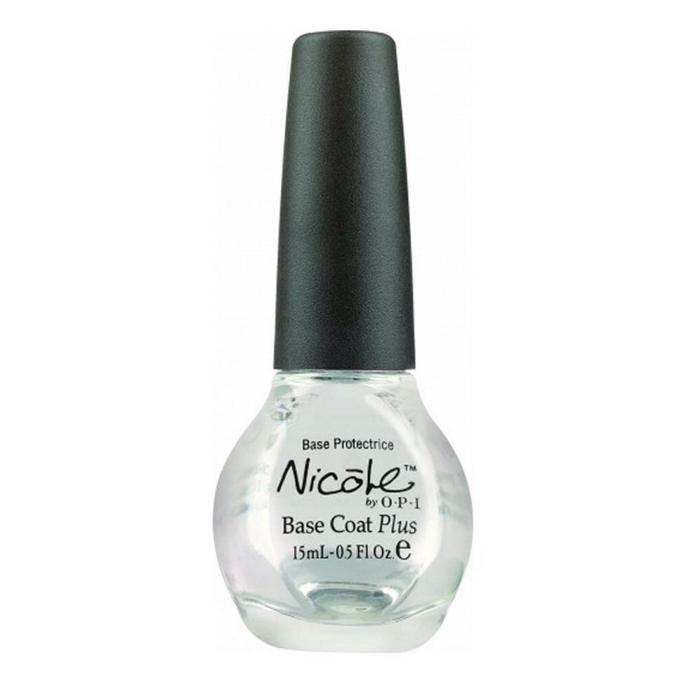 I suggest using this base coat. I love this brand and it is relatively inexpensive.