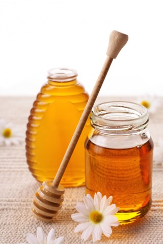 I suggest using raw honey with your lemon, store brands have to many preservatives and unneeded sugars for your skin.
