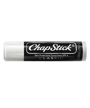 Always have Chapstick in your purse. I used to never carry any and I needed it bad