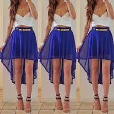 this combination is really sexy and cute for a party.