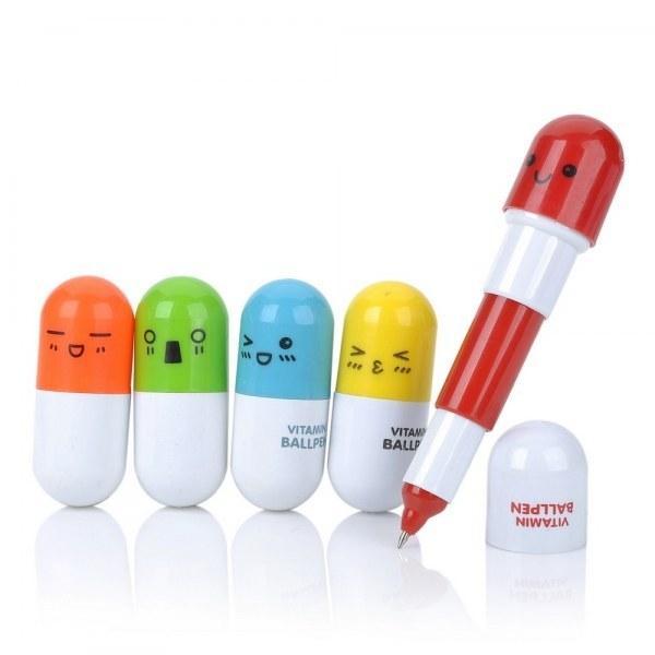 21. These retractable vitamin pens ($4).