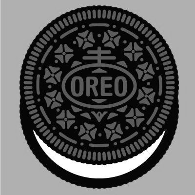 Use a fork to hold your Oreo. Hands clean and full dunking!