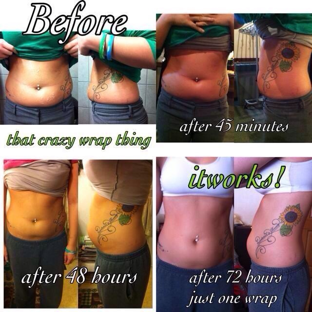 Get results in as little as 45 min with Full results in 72 hours!!   http://trishtightentone.myitworks.com