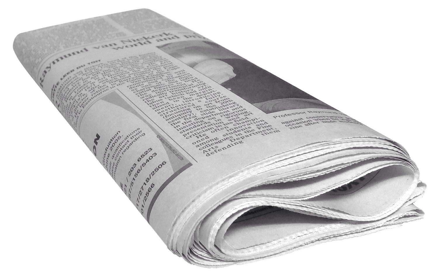 Use old newspaper to line the bottom of your trash can. It absorbs the leaks and odors and saves you from having to clean out your trash can everyday!