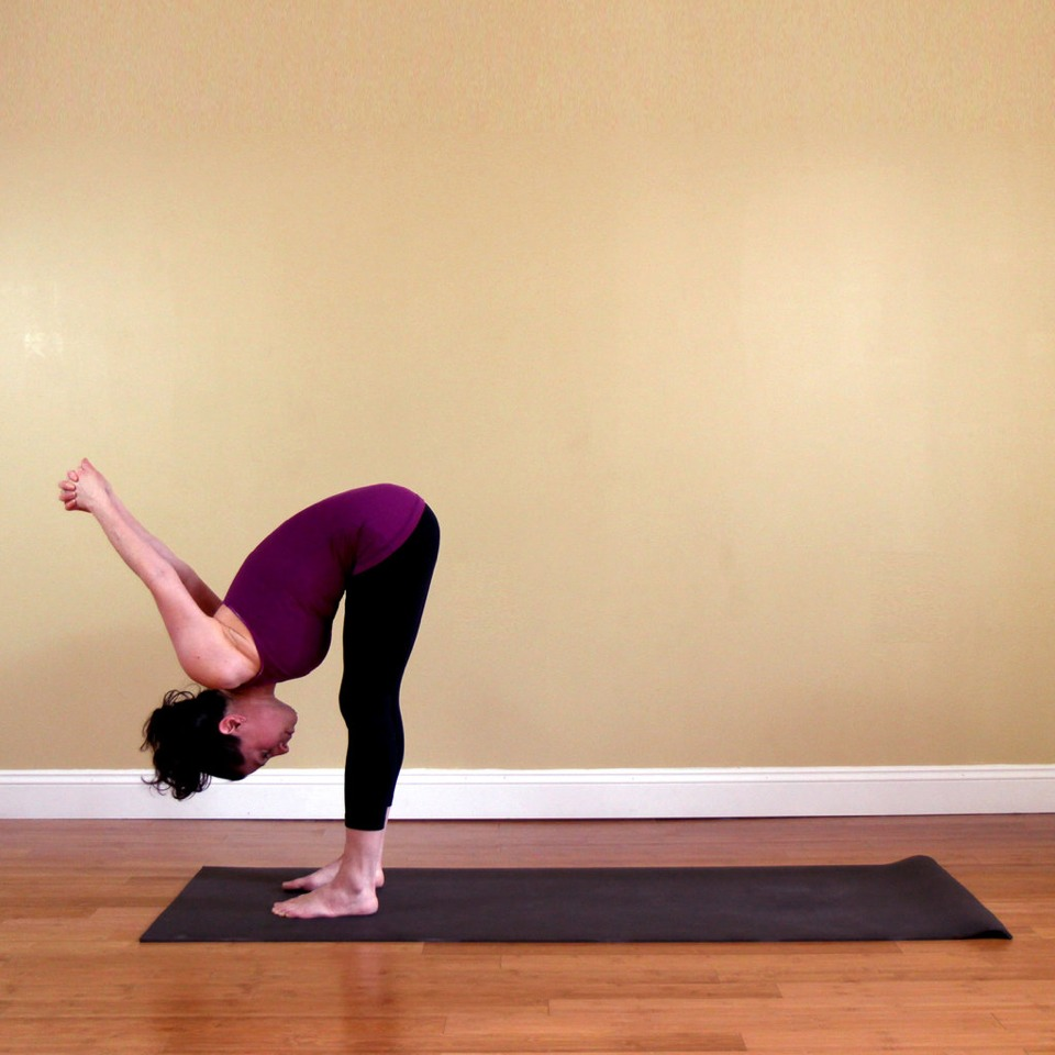 Stretching your arms will help your flexibility