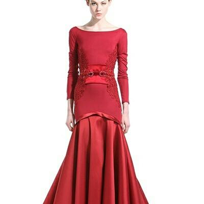 Houghton Designer Katharine Polk on How to Choose a Wedding Dress If You Have  Visit www.yzfashionbridal.com
