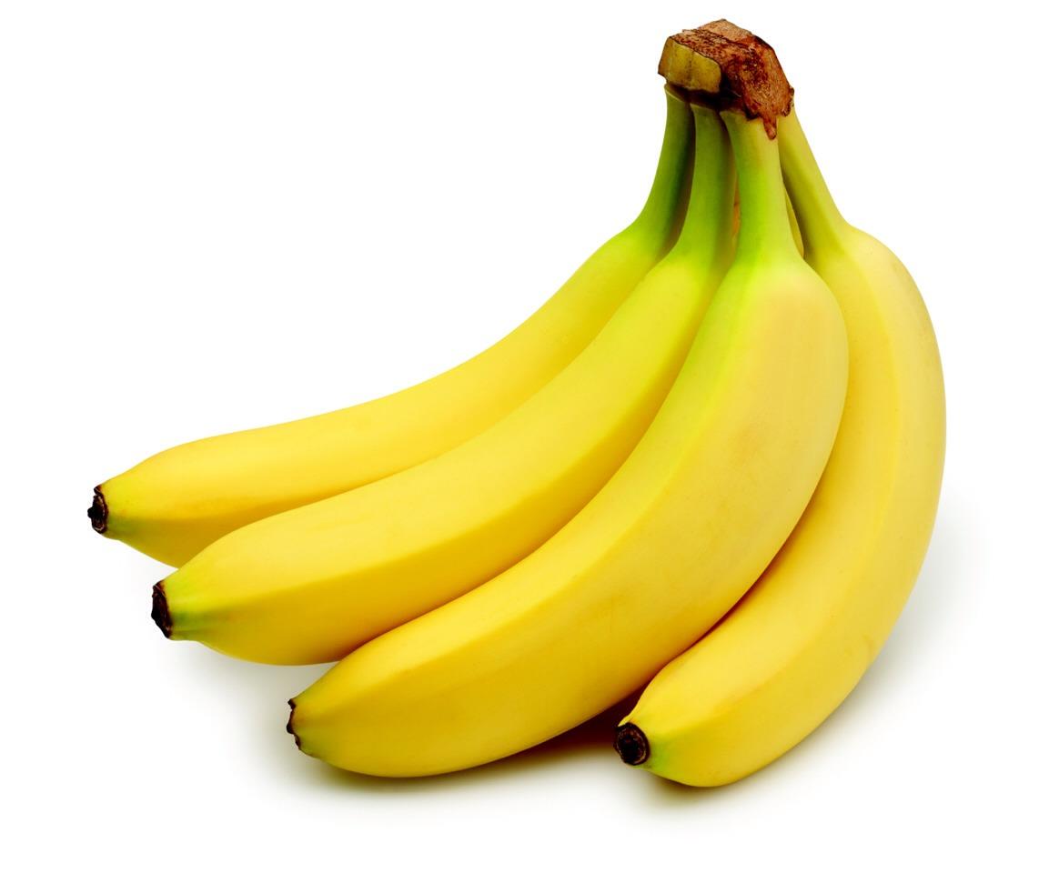 Just eat a banana to get rid of garlic breath