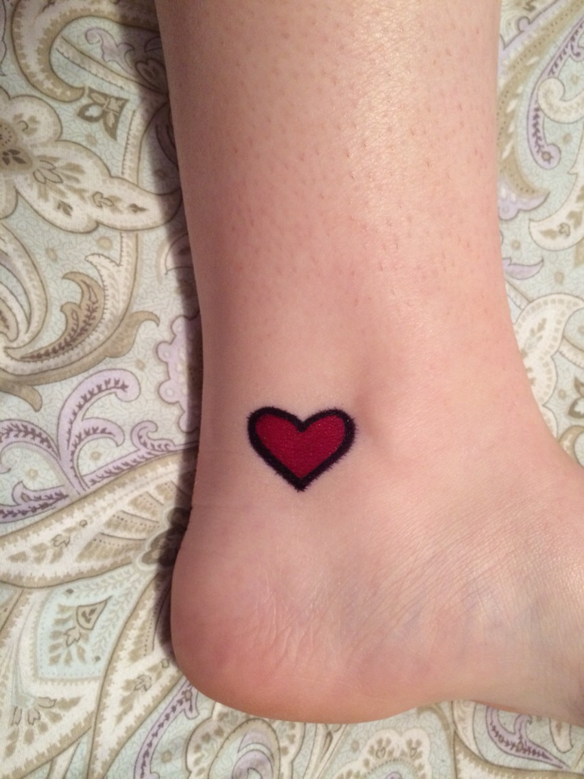 Sharpie Tattoo Without Baby Powder By Lizzy L Musely