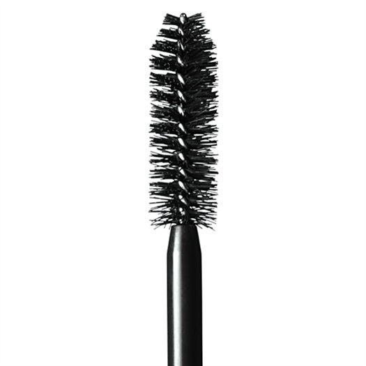 Run your mascara under warm water to unclump it.