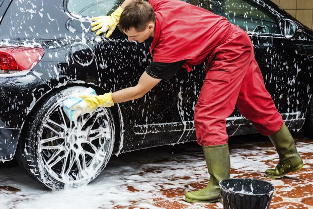 You can wash your neighbors or just a random persons car🚘🚘🚘🚘