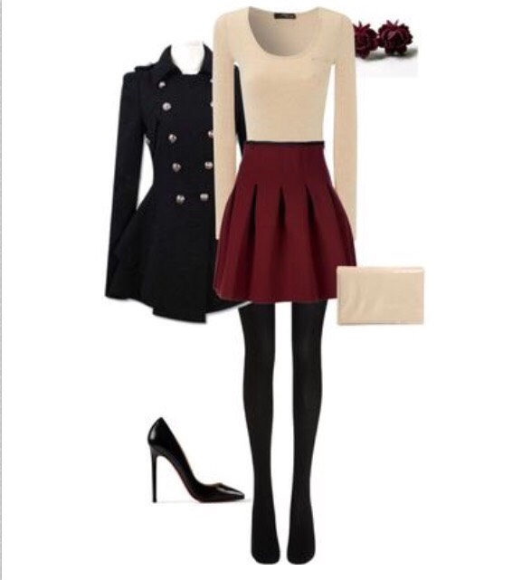 bcd2283f4784 Super Cute Semi Formal Outfits👗🎀 by Emilie T - Musely
