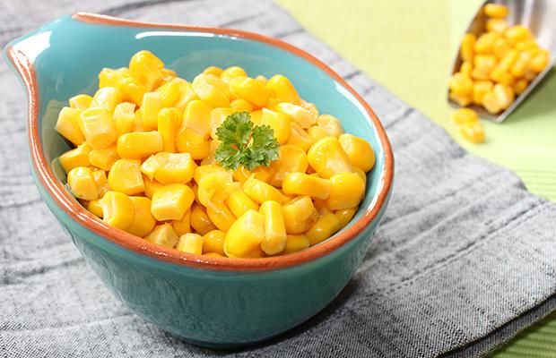 Sweet Corn  Great for corn in homey side dishes, such as corn bread or pudding, but it makes it far healthier and a million times tastier.