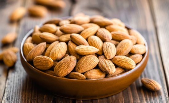 Almonds: Almonds are a great source of protein to help keep you full and your metabolism kicking.