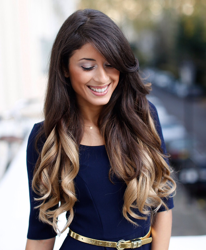 Musely - Diy ombre hairstyle