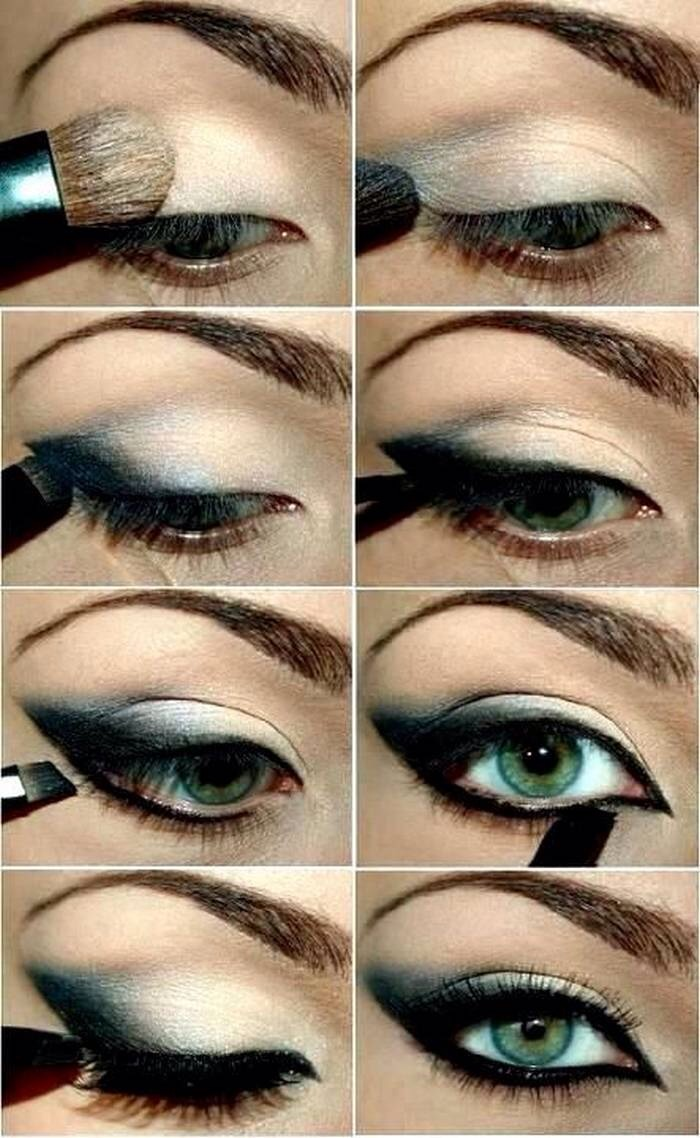 keep it simple, but not soo simple (you know if you don't like to use a lot of make up) 😉