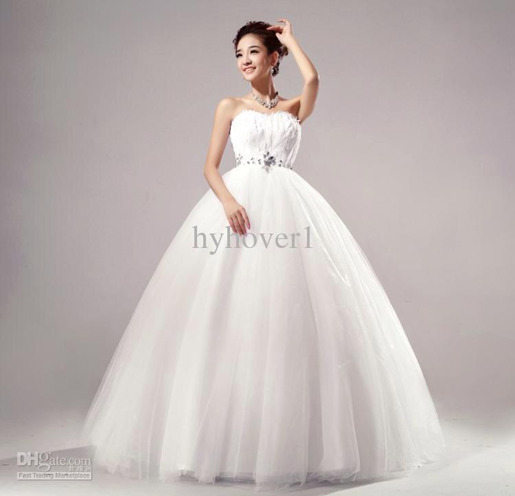 Winter Wonderland Wedding Gowns: Winter Wonderland Wedding Dresses! By A Sprecher