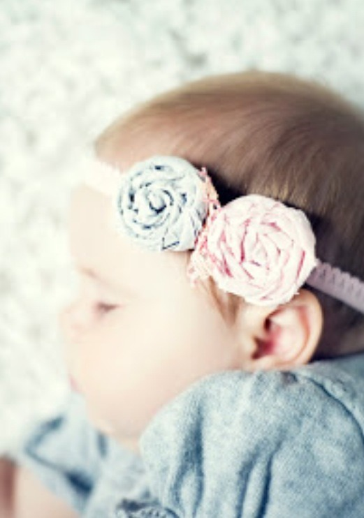 Learn how to make this adorable headband!